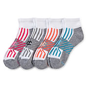Champion® 4-pk. Double Dry® Quarter Socks