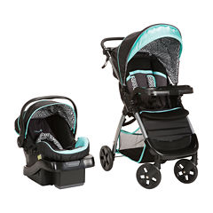 Safety 1st® Amble Luxe Travel System - Black Ice