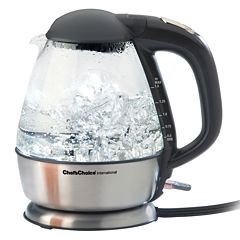 Chef's Choice® Cordless Electric Glass Kettle