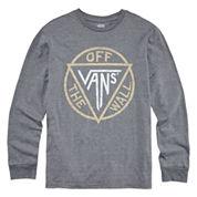 Vans® Long-Sleeve Graphic Shirt - Boys 8-20