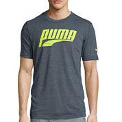 Puma® Formstripe Short-Sleeve Graphic Tee