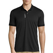 Reebok® Workout Ready TECH Short-Sleeve Polo