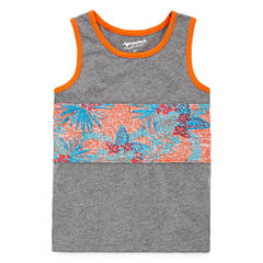 Arizona Boys Pieced Tank Top - Toddler 2T-5T