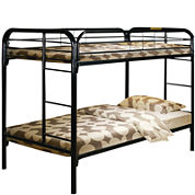 Sawyer Twin Bunk Bed