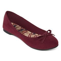 Arizona Vasha Bow Slip-On Flats