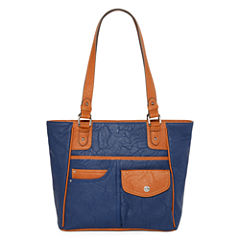 Rosetti® Jean Theory Double Handle Bag