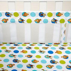 Disney Nemo Crib Bumpers