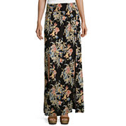 i jeans by Buffalo Multi-Slit Maxi Skirt