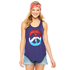 Americana Tank Top + Headband-Juniors