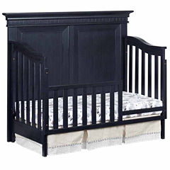 Ozlo Baby Galloway Toddler Guard Rail- Navy Mist