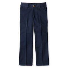IZOD® Flat-Front Reinforced Knee Pants Boys 8-20, Slim and Husky