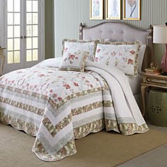 MaryJane's Home Wild Rose Bedspread