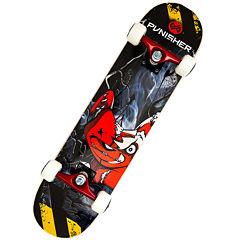 Punisher Skateboards Teddy 31.5
