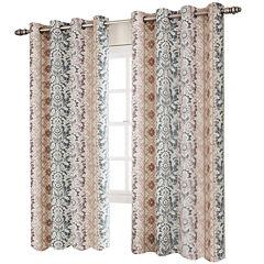 Eclipse® Shayla Room-Darkening Grommet-Top Curtain Panel
