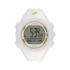 Asics AG01 GPS Training White Watch-CQAG0106Y