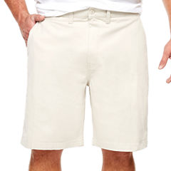 The Foundry Big & Tall Supply Co. Chino Shorts-Big and Tall