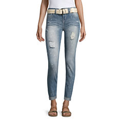 Wallflower Belted Crops-Juniors