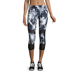 Xersion™ Mesh Mixed Capris