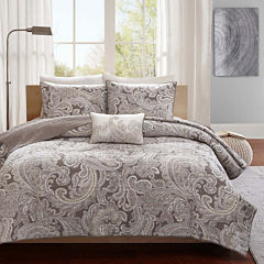 Madison Park Racine 4-pc. Coverlet Set