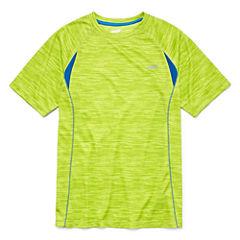 Avia Short Sleeve T-Shirt-Big Kid Boys