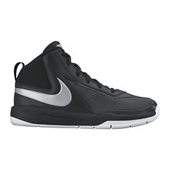 Nike® Team Hustle D7 Boys Basketball Shoes - Little Kids/Big Kids