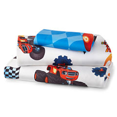 Nickelodeon™ Blaze Fast Track Twin Sheet Set