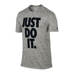 Nike® Short-Sleeve Just Do It Tee - Big & Tall