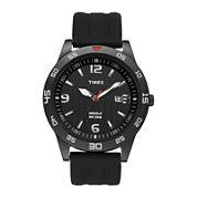 Timex® Mens Resin Strap Sport Watch