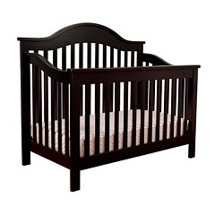 DaVinci Jayden 4-in-1 Convertible Crib - Ebony