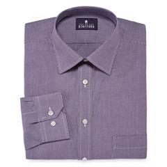 Stafford® Travel Broadcloth Dress Shirt - Big & Tall