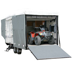 Classic Accessories 72363 PolyPro III Toy Hauler Cover, Model 3