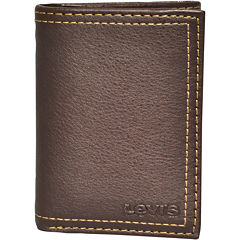 Levi's® Leather Trifold Wallet