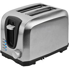 Kalorik 2-Slice Stainless Steel Toaster