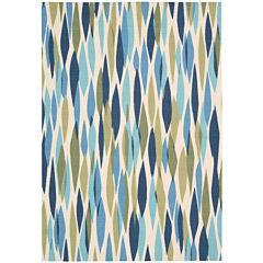 Waverly® Bits & Pieces Indoor/Outdoor Rectangular Rug