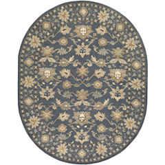 Decor 140 Cicero Hand Tufted Oval Rugs