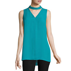 Worthington Georgette Tank Top