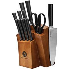 Ginsu® Chikara Signature Series 12-pc. Knife Set