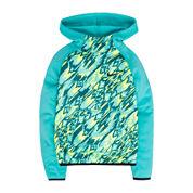 Nike® Long-Sleeve Therma Hoodie - Preschool Girls 4-6x