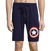 Marvel® Captain America Knit Pajama Shorts