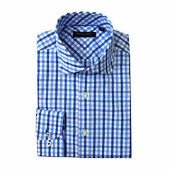 Andrew Fezze Slim Fit Long Sleeve Dress Shirt