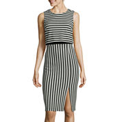 Bisou Bisou® Sleeveless Popover Top Dress