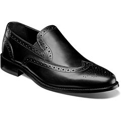 Nunn Bush Norris Mens Slip-On Shoes