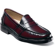 Nunn Bush® Lincoln Mens Penny Loafers