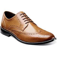 Nunn Bush® Nelson Mens Wingtip Oxfords