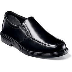 Nunn Bush® Tucker Mens Slip-On Shoes