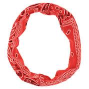 Capelli of New York Bandana Print Head Wrap