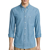 Dockers® Long-Sleeve Chambray Shirt