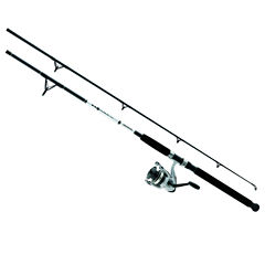 Daiwa Tempress Cam Hatch Spinning Combo Rod and Reel