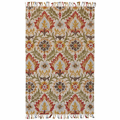 Room Envy Calendra Barre Hand Tufted Rectangular Rugs