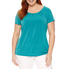 Worthington® Essential Tee - Plus